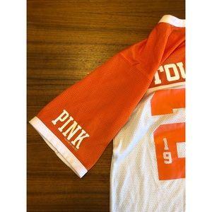 PINK Victoria's Secret Tops - PINK bears female jersey